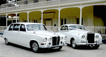 Daimler and Rolls Royce